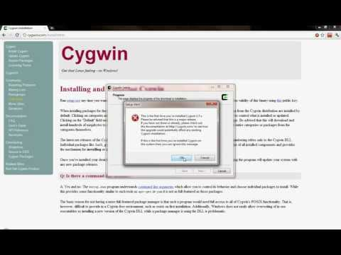 Is Cygwin supported? - Red Hat Customer Portal