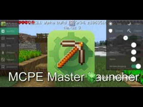 скачать MCPE Master для Minecraft PE 0.14.0