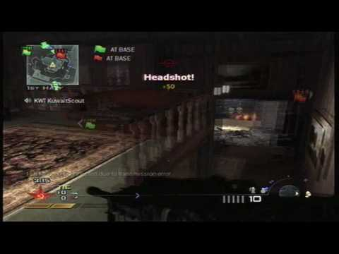 Modern Warfare 2 Sniper Montage (MW2 Online Gameplay: Intervention) Video