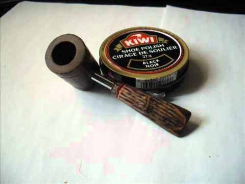 2 homemade tobacco pipes youtube. Black Bedroom Furniture Sets. Home Design Ideas