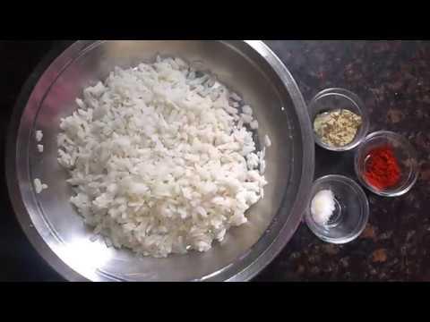 पोहे से बनाये चटपटे कुरकुरे | Poha Kurkure