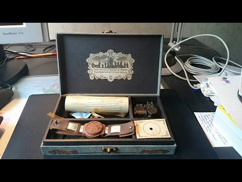 Melodia Box / Tomorrowland 2015  Bracelet (Ticket Box)