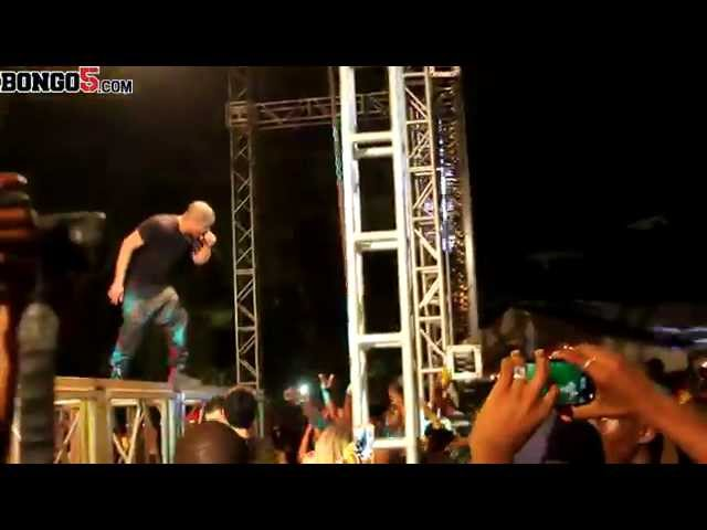 T.I. performing 'Whatever You Like' - Fiesta Dar es Salaam