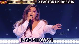 """Scarlett Lee """"Natural Woman"""" CROWD UP ON THEIR FEET The Girls 