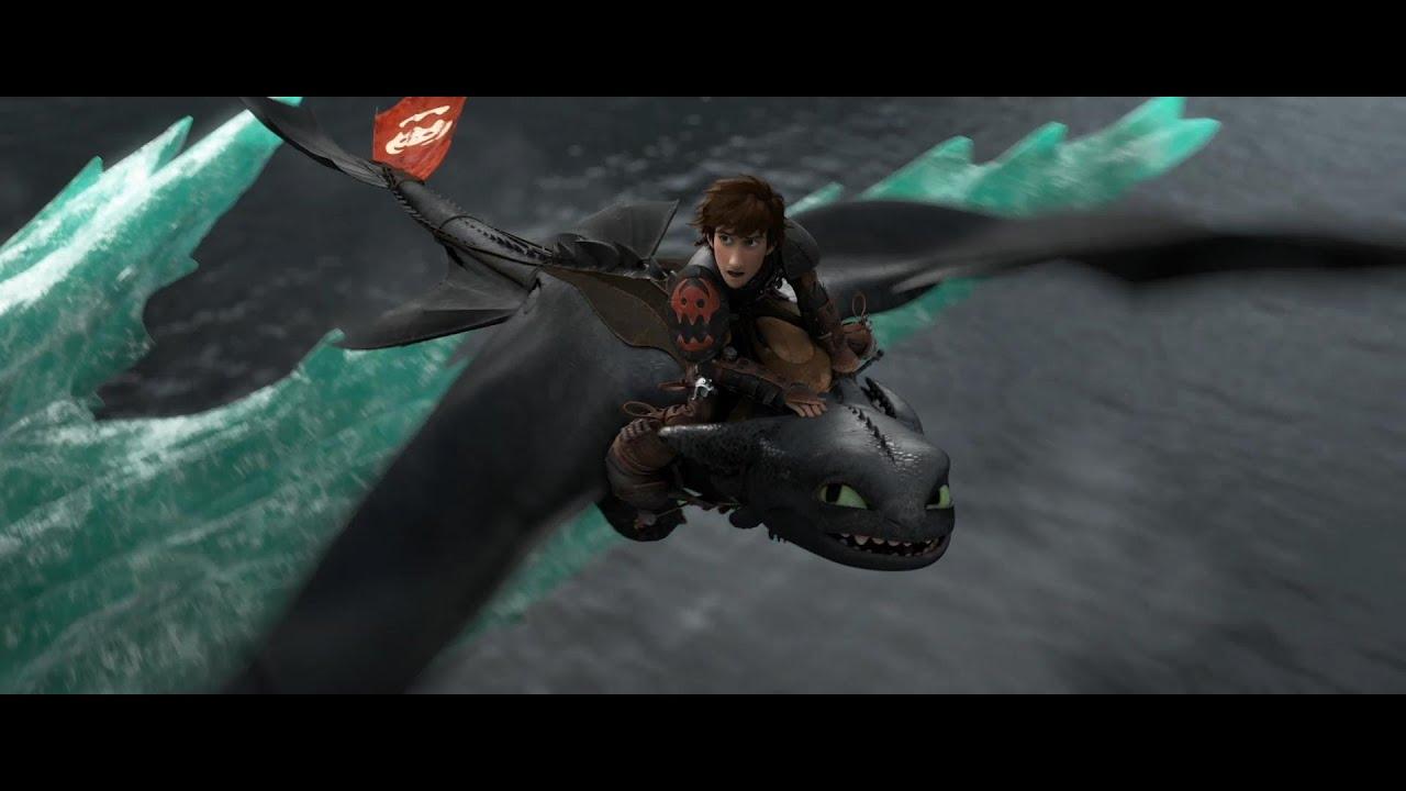 Смотреть как приручить дракона 8 фотография