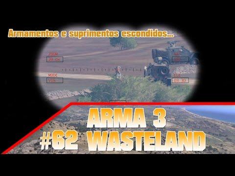 Arma 3 Wasteland #62 - O esconderijo