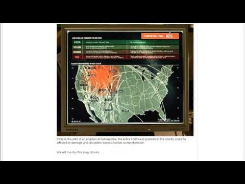Earthquake Booms & Newest Yellowstone Seismic Activity!