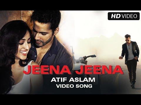 Jeena Jeena Official Video Song | Badlapur | Atif Aslam, Varun Dhawan, Yami Gautam
