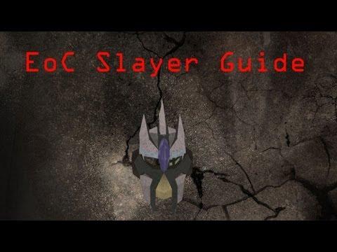 RuneScape – EoC Slayer Guide – Desert Strykewyrms (Momentum)