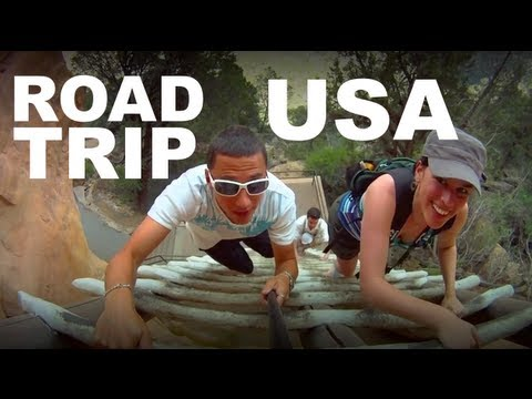 GoPro HD - Road trip USA 2010 (BlackStunt Prod)