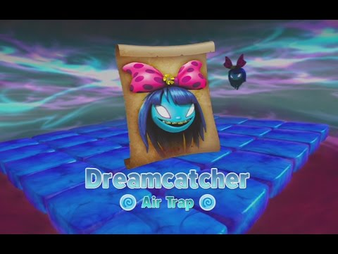 Skylanders: Trap Team - Dreamcatcher Boss Battle