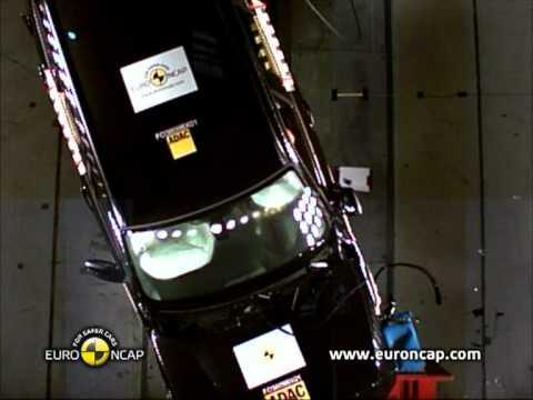 Euro NCAP | BMW X1 | 2012 | Краш-тест