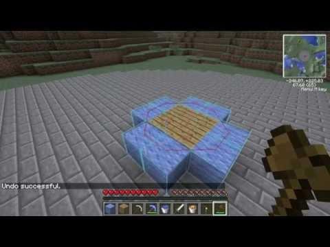 Minecraft: WorldEdit Tutorials - Advanced Selections