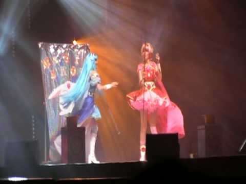 Japan Expo WCS Francia 09 Magic Knight Rayearth ( Ganadoras )