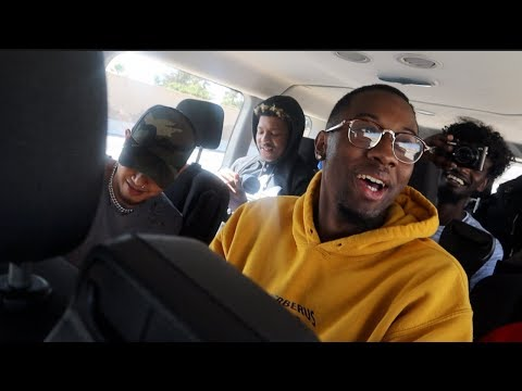 WE HAD THE BIGGEST FREESTYLE SESSION EVER VEGAS BOUND!
