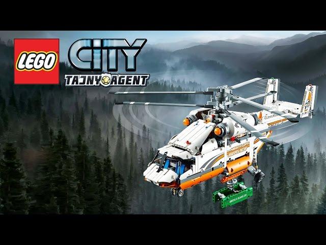 Zagrajmy w LEGO CITY: TAJNY AGENT PL #12 - LATAM HELIKOPTEREM! - PC