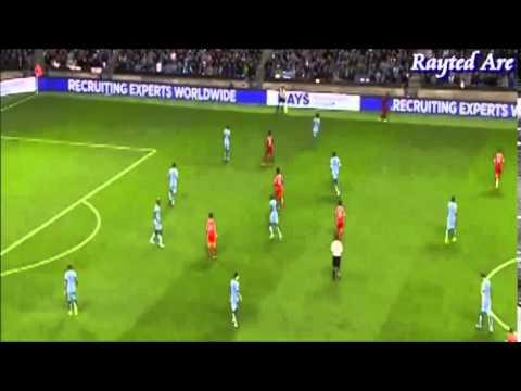 Jordan Henderson vs Manchester City (25.08.2014)