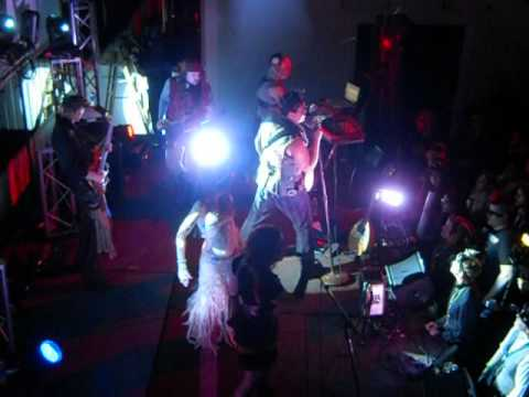 Abney Park 2012 Spokane-sleep Isabella video
