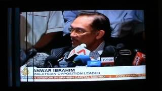 AL JAZEERA News 06052013 - Election Fraud Marred Malaysia's General Election