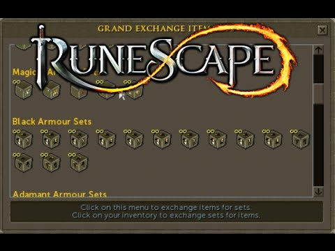 Runescape Money Making Guide 2015: ARMOUR SETS DAILY PROFITS – iAm Naveed Runescape 2015
