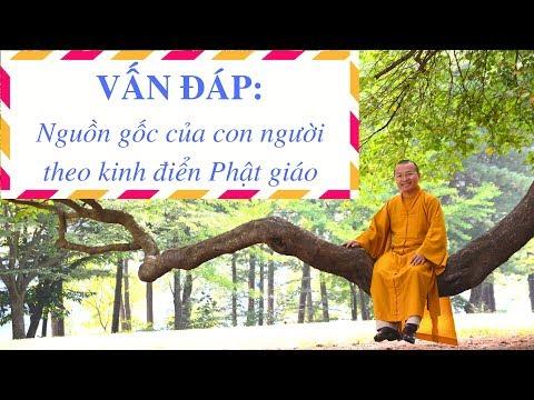 Nguồn gốc của con người theo kinh điển Phật giáo