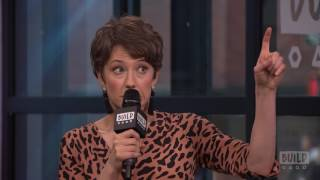 "Carrie Coon Discusses Her Two Hit Series ""Fargo"" and ""The Leftovers"""