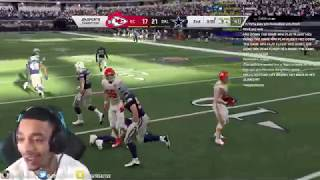 FlightReacts VS ZIAS Madden 20 Rematch!