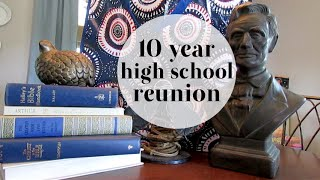 10 Year HS Reunion!