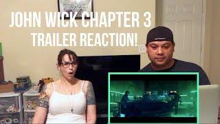 John Wick: Chapter 3 - Parabellum Trailer - Reaction!