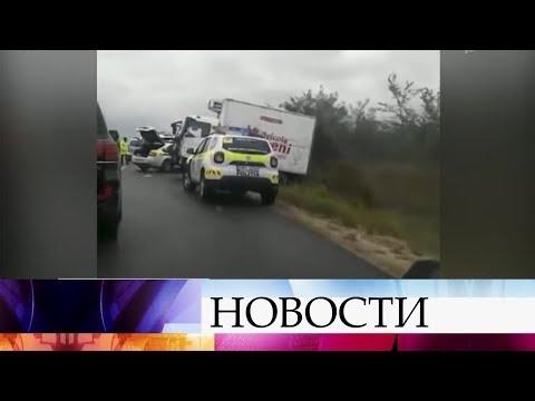 В Молдавии выясняют обстоятельства аварии, в которой пострадал президент страны Игорь Додон.