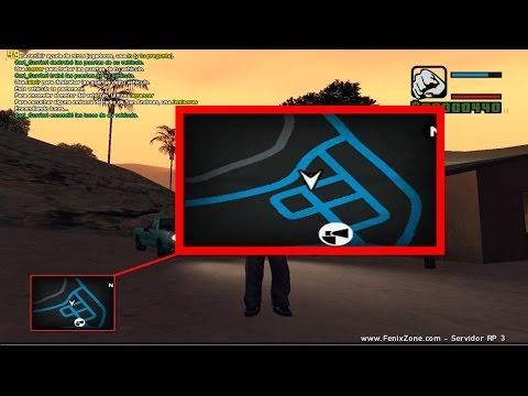 Как сделать квадратный радар в самп