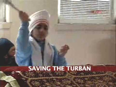 Turban row continues in France