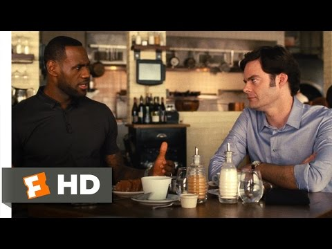 Trainwreck (7/10) Movie CLIP - LeBron's Advice (2015) HD