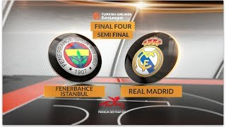 Highlights: Fenerbahce Istanbul - Real Madrid