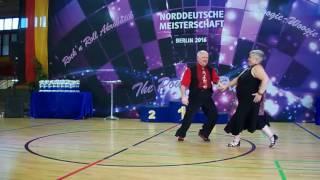 Beate Werner & Michael Fischer - Norddeutsche Meisterschaft 2016