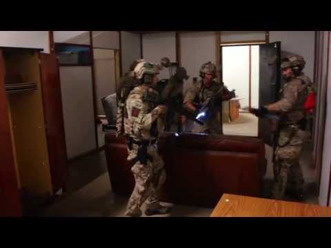 TF 6-24 / DEVT6 GROUP 12 : CQB Training 2013 Image 1