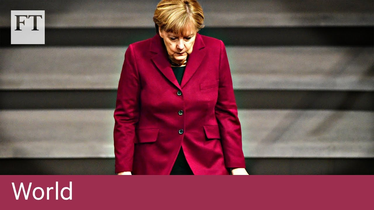Merkel's political options explained