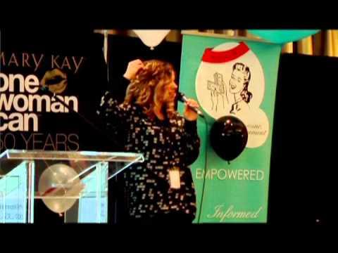 Trisha Miltimore GO AUTHENTIC | mom inc MOVEMENT Tradeshow 2012