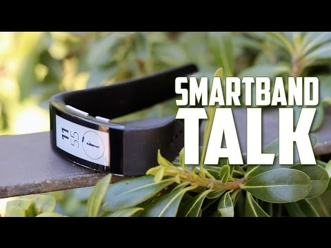 Sony SmartBand Talk, Review en espa�ol