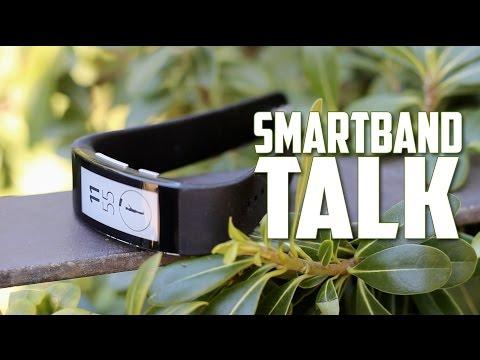 Sony SmartBand Talk, Review en espa�ol