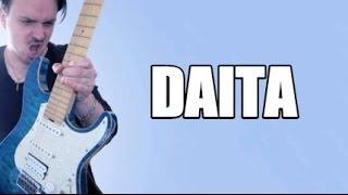 Daita - Truth and struggle (Guitar Cover HD)