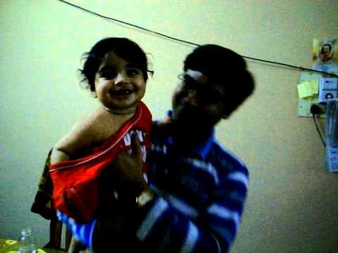 Cute Indian Baby Boy (dinchak) video