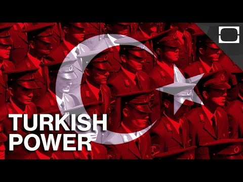 How Powerful is Turkey?