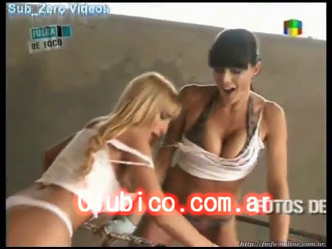 Pamela David y Gabriela Mandato, video prohibido