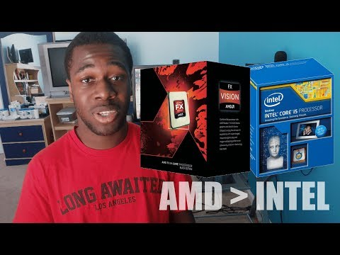 4 Reasons AMD is Better than Intel