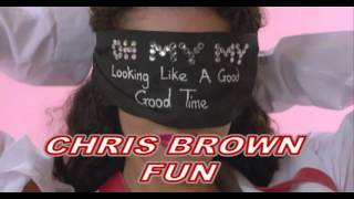 Chris Brown - FUN (Audio) without Pitbull