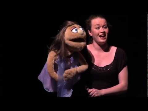 There's A Fine, Fine Line- Avenue Q video