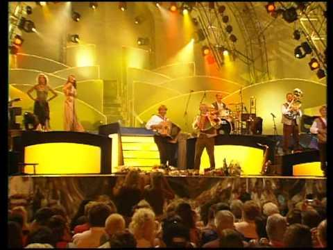 Hansi Hinterseer & Tiroler Echo - Auf der Streif live