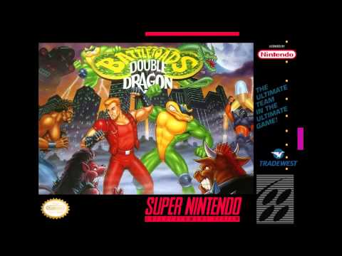 David Wise - Battletoads Double Dragon The Ultimate Team Level 5 Snes