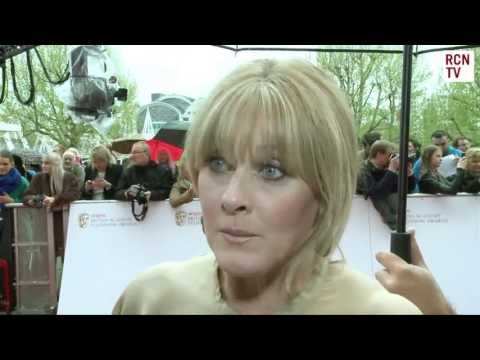 Sarah Lancashire Interview Last Tango In Halifax - BAFTA TV Awards 2013